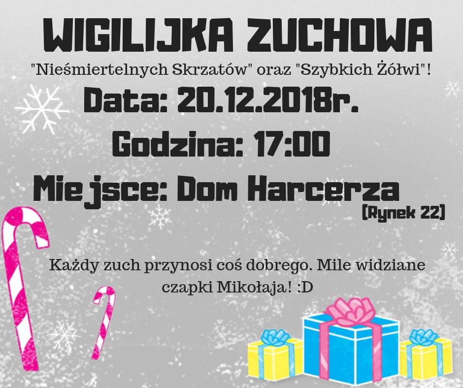 Wigilijka Zuchowa
