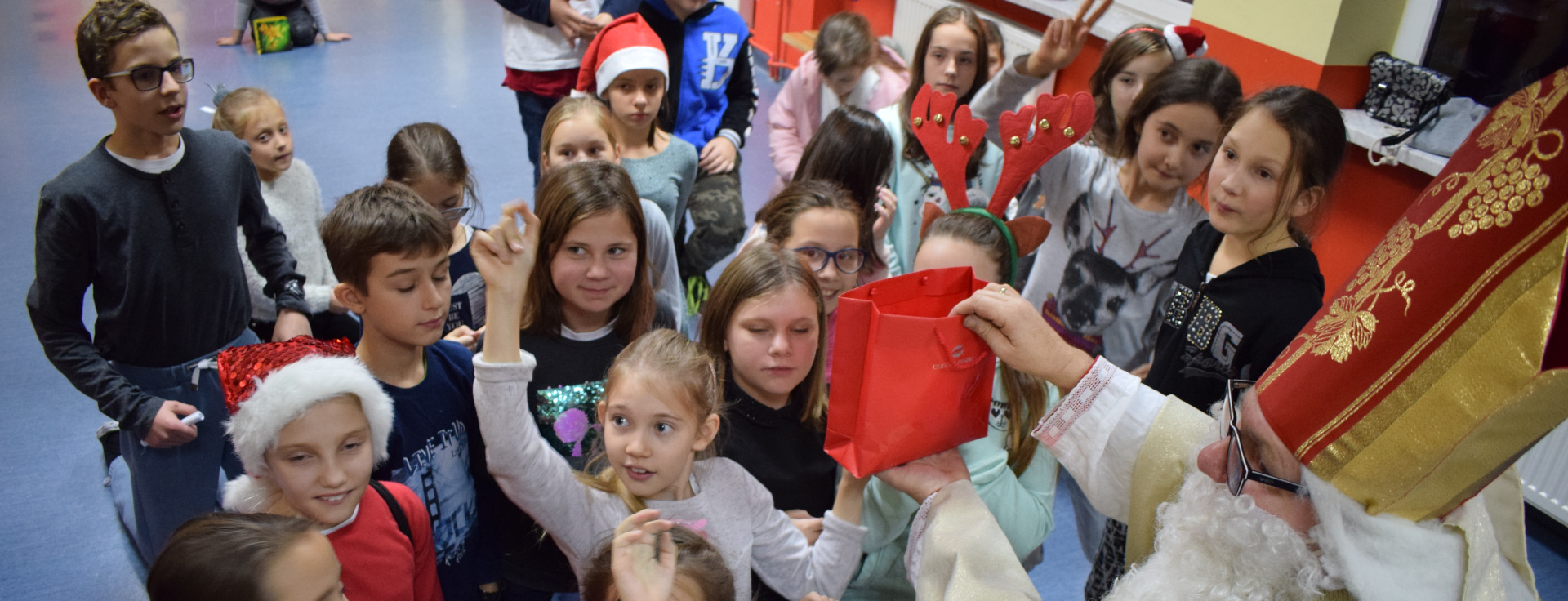 Na ratunek św. Mikołajowi!