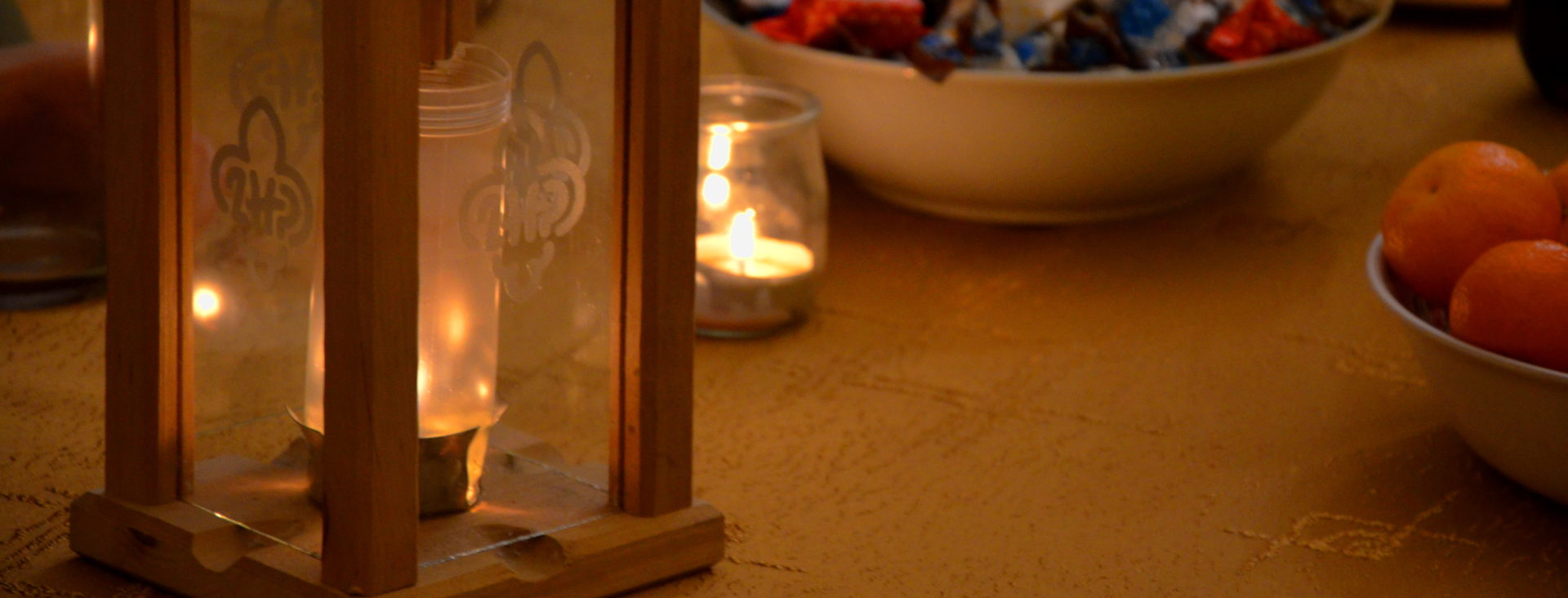 Betlejemskie Światło Pokoju w Żywcu
